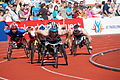 BT Paralympics World Cup 2009 David Weir.jpg