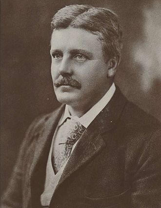 Bernhard Wise - Wise in 1898 at the Australasian Federal Convention, Melbourne