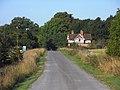 Back Lodge, Benham Park-geograph-1791016.jpg
