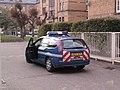 Back of a Ford Focus-Gendarmerie Nationale Strasbourg.jpg