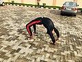 Back stretch workout session.jpg