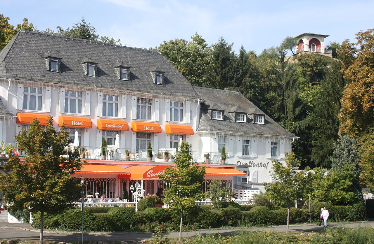 Quellenhof Hotel Bad Wildungen