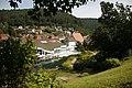 Bad Teinach mit Blick auf die Therme.JPG