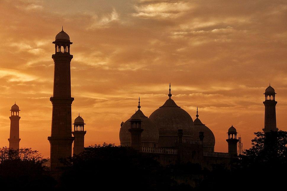 Badshahi Mosque, Lahore VI