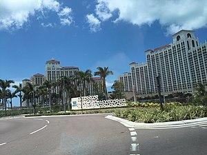Baha Mar - Image: Baha Mar Resort located in Nassau, Bahamas