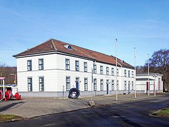 Vienenburg - Railway station