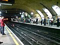 Baker Street Station, the Circle Line - geograph.org.uk - 542561.jpg