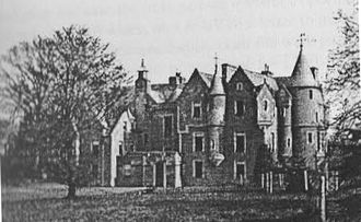 House of Bethune - Balfour House before demolition