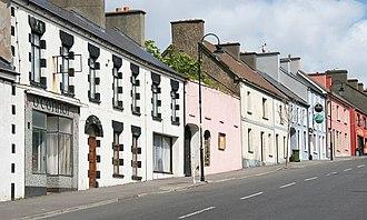 Ballycastle, County Mayo - Image: Ballycastle Cty Mayo IRE