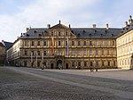 Bamberg - Neue Residenz, Blick auf Südostfassade.jpg