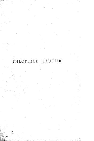 File:Banville - Théophile Gautier, ode, 1872.djvu