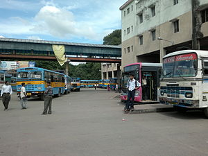 Barasat - Barasat Central Bus Terminus