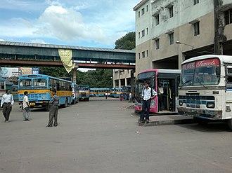 Barasat - Central Bus Terminal