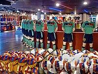 7be62e9e7 متجر نادي برشلونة - ويكيبيديا، الموسوعة الحرة