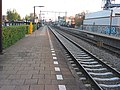 Barneveld Centrum spoorzijde ri Barneveld Noord valleilijn.jpg