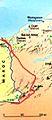 Barrage Ouest frontière algéro-marocaine (guerre d'Algérie)1958.jpg