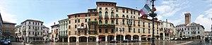 Bassano del Grappa - Bassano del Grappa, Piazza Libertà
