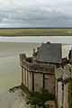 Bastillon de la Tour Boucle (Le Mont-Saint-Michel, Manche, France).jpg
