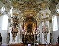 Baviera. Iglesia de Wies (Wieskirche), interior.jpg