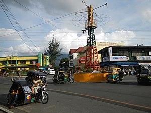 Bayombong - Municipal center