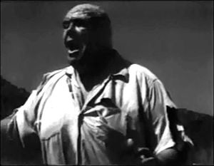 Tor Johnson - Johnson in The Beast of Yucca Flats (1961)