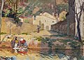 Beaux-Arts de Carcassonne - Les lavandières - Armand Guillaumin.jpg