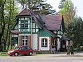 Beelitz Frauenlungenheilanstalt Torhaus April 2014 002.JPG