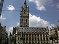 Belgique Gand Beffroi Halle Draps - panoramio.jpg