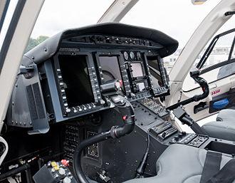 Bell 429 GlobalRanger - Bell 429 cockpit