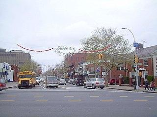 Bayside, Queens Neighborhood of Queens in New York City