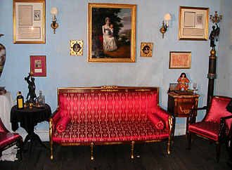 Pierre-Antoine Bellangé - Bellange Furniture at the Williamsburg Art & Historical Center