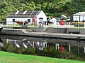 Bellanoch, canal and phone box - geograph.org.uk - 915985.jpg
