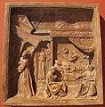 Benedetto da maiano, visione di innocenzo III, firenze, 1480-1490 ca..JPG