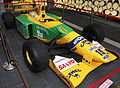 Benetton B192 front-right 2010 Pavilion Pit Stop.jpg