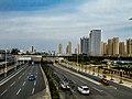 Bengbu Huaishang Ave. and Beijing - Shanghai Railway 2.jpg