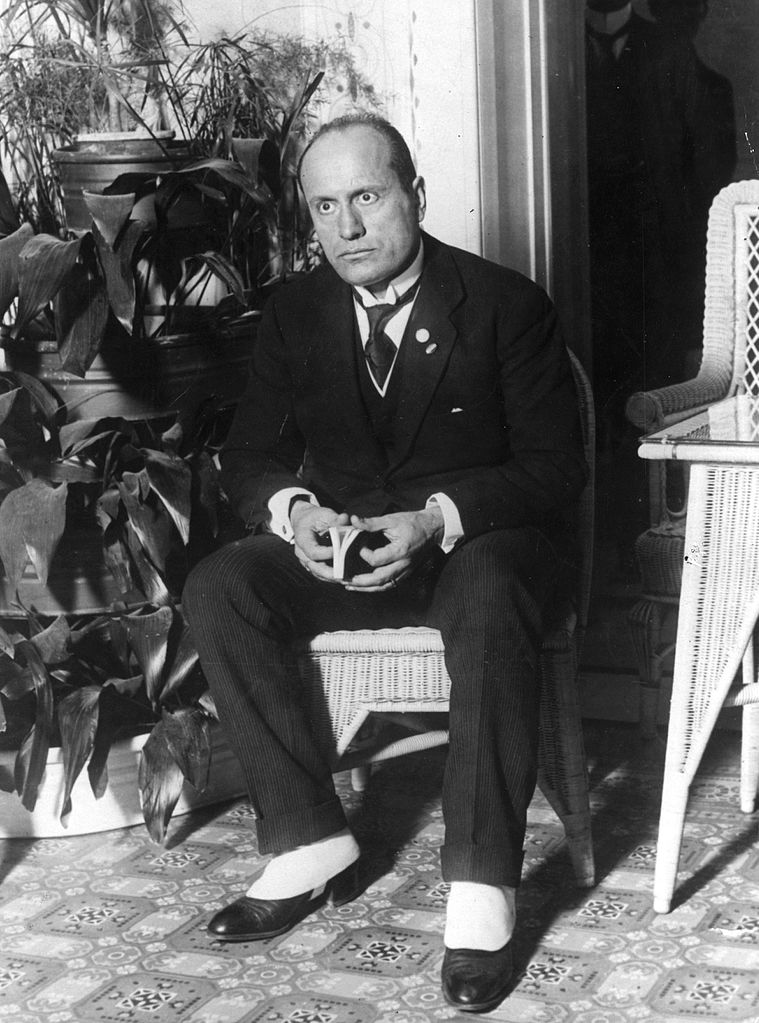an overview of the benito mussolinis rule in fascist italy Former italian premier silvio berlusconi praised benito mussolini for having done good despite the fascist dictator's anti-jewish laws, immediately sparking expressions of outrage as europe on sunday held holocaust remembrances.