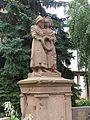 Bennwihr - Monument de la Fidélité - place de la Mairie - place de l'Eglise (3-2016) P1050688.jpg