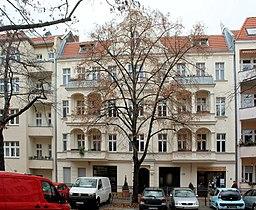 Straße 28 in Berlin