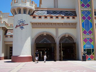 Beto Carrero - Entrance to the Beto Carrero World