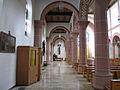 Bexbach Katholische Pfarrkirche St. Martin Innen Seitenschiff 02.JPG