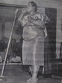 Big Maybelle v r. 1956