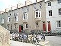Bikes in Museum Road (geograph 2355633).jpg