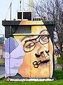 Bilbao, Zorrotza, graffiti 01.jpg