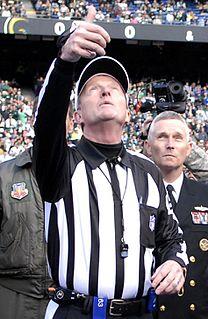 Bill Carollo American football official