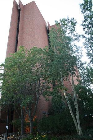 Montana State University Billings - The Liberal Arts Building