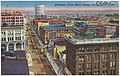 Birdseye view Main Street, Bridgeport, Conn. (2382371566).jpg