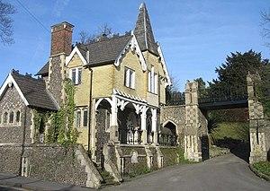 John Arlott - Arlott's birthplace