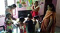 Birthday celebtration at Karunaram Anganwadi.jpg