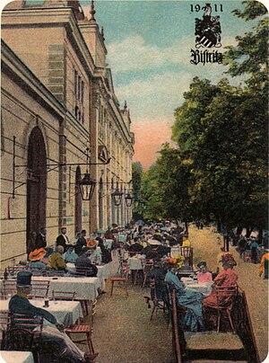 Bistrița - Bistrița in 1911