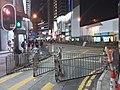 Black dark night 香港反對逃犯條例 Anti-HK bill demo against extradition bill protect CWB Yee Wo Street Hennessy Road July 2019 SSG 21.jpg